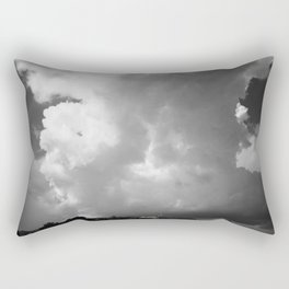 Hollywood Explosion Rectangular Pillow