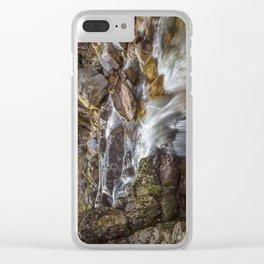 Falls at Glencoe Clear iPhone Case