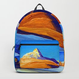 Rockwell Kent Vermont Study Backpack