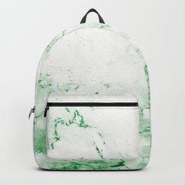 Vintage Green Marble Backpack