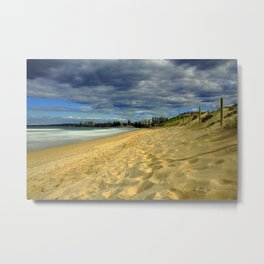 Cronulla Beach Metal Print