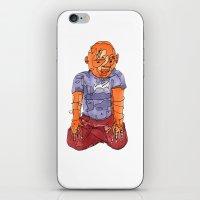 ohm iPhone & iPod Skins featuring Ohm by Masonjohnson
