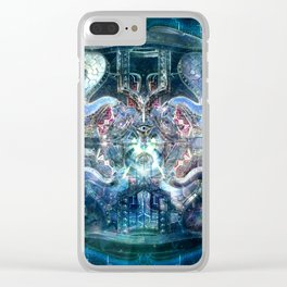 Crytalinne Equilibrium Clear iPhone Case