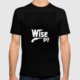 wise guy T-shirt