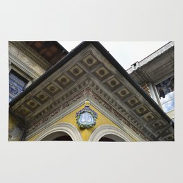 Old Park in Montecatini / Exterior Art / Italy Rug