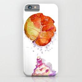 Sea ornament iPhone Case
