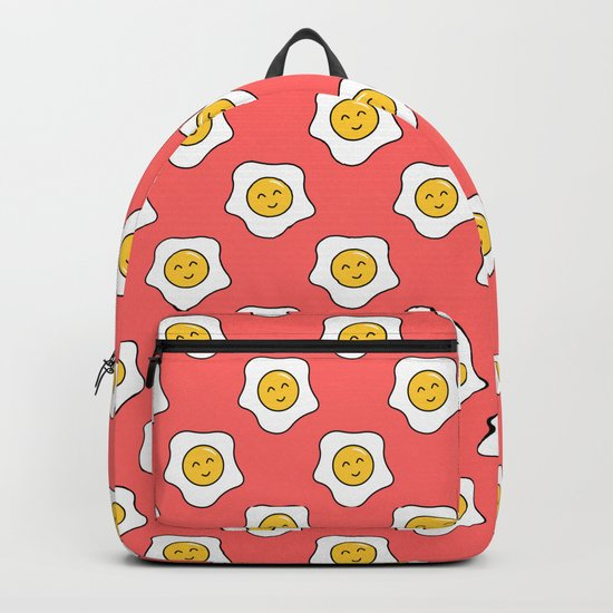 Happy Eggy Backpack
