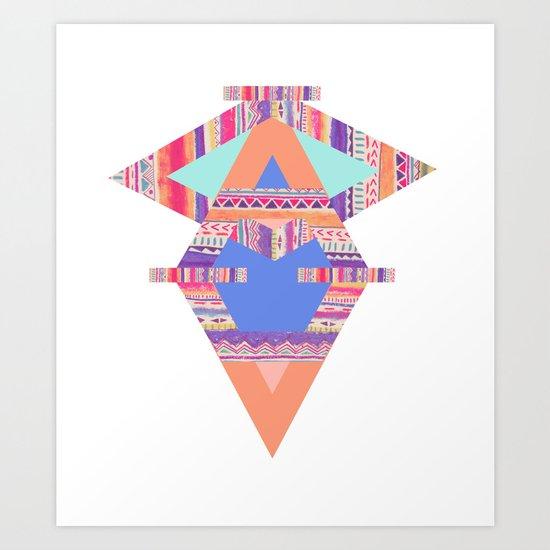 HELAKU Art Print