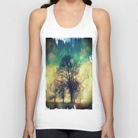twilight Tank Tops featuring Twilight by Brent Griffith Art