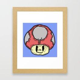 illest shroom Framed Art Print