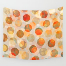 GOLDEN DAYS OF SUMMER Wall Tapestry