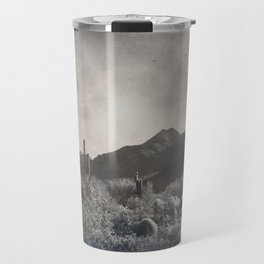 McDowell Mountains, Arizona Travel Mug