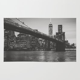 New York Nights Rug