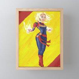 CM Fanart Framed Mini Art Print