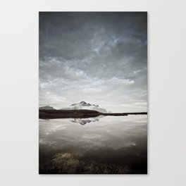 At the pond. Canvas Print