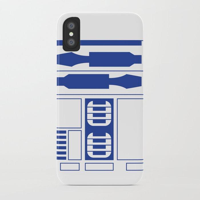R2D2 iPhone Case by lmarkcreative
