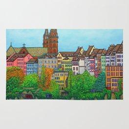 Colours of Basel Rug