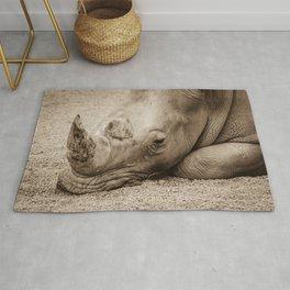 Rhino Sleeping Rug