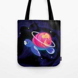 Cosmic shells Tote Bag