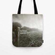 Woody Bay Tote Bag