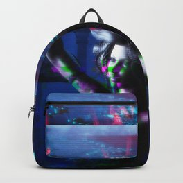 Under water beauty Backpack