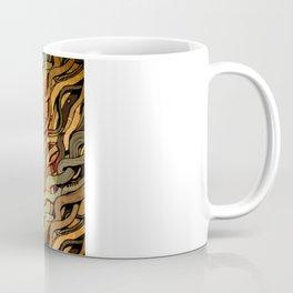 Wires Flock Coffee Mug