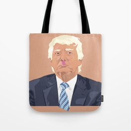 Booger Nosed Tote Bag