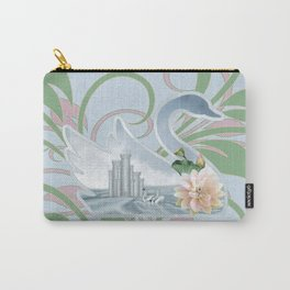 Enchanted Swan Carry-All Pouch