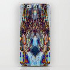 CMYK Warp pt.1 iPhone & iPod Skin