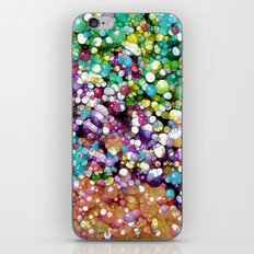 Super Happy Colors iPhone & iPod Skin