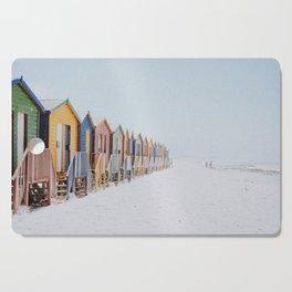 summer beach x Cutting Board