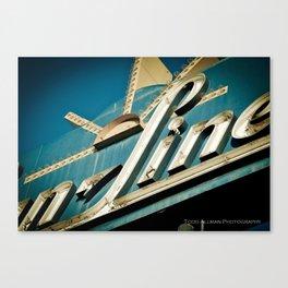 motel Canvas Print