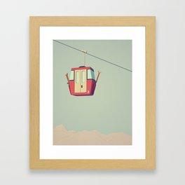 Powder Express Framed Art Print