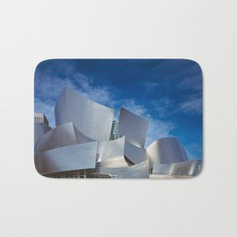 Los Angeles Concert Hall (Frank Gehry Architecture) Bath Mat