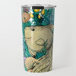 Fantasy fish Travel Mug
