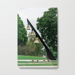 Seminary Bells Metal Print