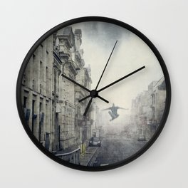 from another dream Wall Clock