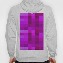 Purple Mosaic Hoody