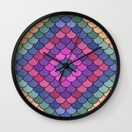 Lovely Pattern CII Wall Clock