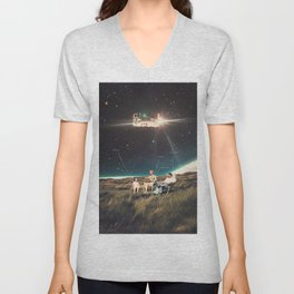 They know What We are thinking Unisex V-Neck