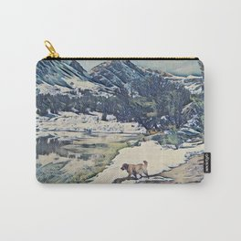 Mountain Lake Trail Carry-All Pouch