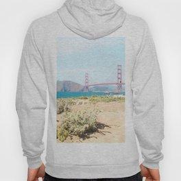 Golden Gate Bridge Beach Hoody