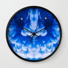 Thunderstorm Demon Wall Clock