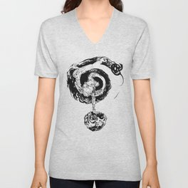 As within, so without Unisex V-Neck