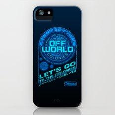 Off World iPhone (5, 5s) Slim Case