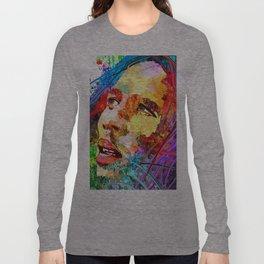 B. Marley Grunge Long Sleeve T-shirt