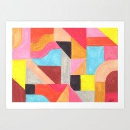 Untitled 46 Art Print
