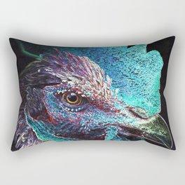 Nice Cock Rectangular Pillow