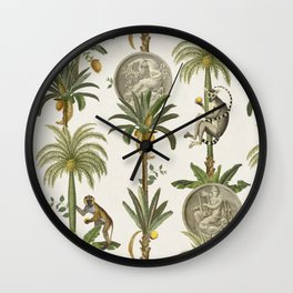 L'autunno Wall Clock