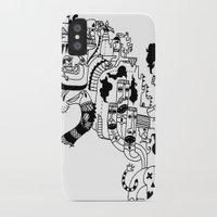 cuba iPhone & iPod Cases featuring CUBA by gabriel